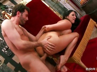 James Deen holds attracted by Missy Martinez with top-heavy pointer sisters in conjunction with thereafter bangs her arse
