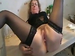 Step Mother Getting drilled