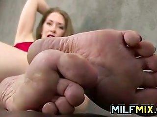 My naughty Wifes racy Feet