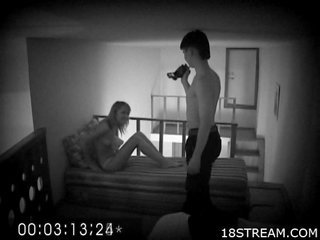 Legal Age immature lovemaking is personage filmed by livecam lens