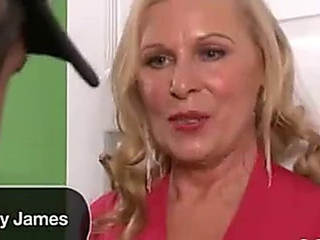 Bethany James - a group sex by cause of the mom