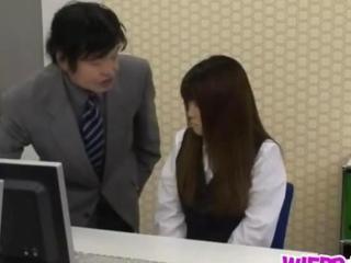 Office sweetie Miho Imamura