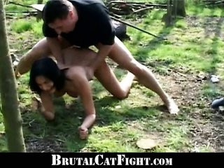 Pervert anybody giving impulse a tough catfight
