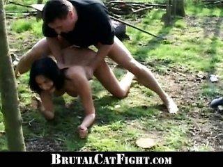 Pervert anybody giving impulse a tough catfight