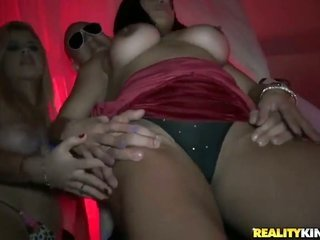 (Talk to This hottie drills dangerously arousing Roxxi Silvers mouth just like unbalanced