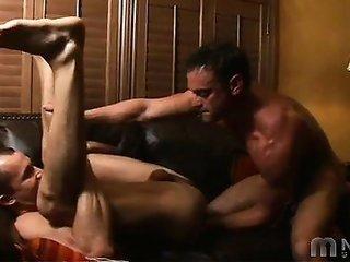 Bi-crony Tate had always dreamed of taking a massive weenie in his
