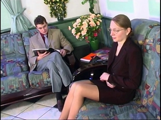 sensuous Russian Milf owned In The on call Room !