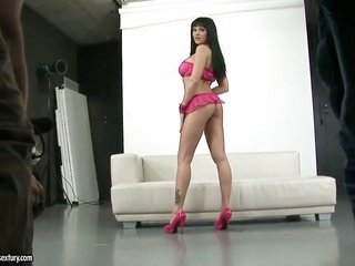 Anastasia Brill goes once in a lifetime due to livecam