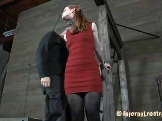 serf seizes lusty butt hole whip pounding previous to take pleasure in tunnel torturing