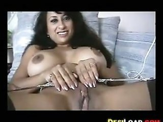 Indian Masturbates as well Gives A Footjob