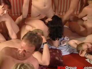 german groupsex weekend