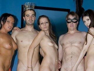 horney Threesome