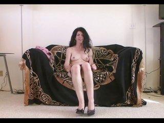 desirous shaggy girl